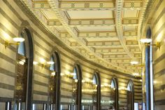 Manchester Town Hall Complex Transformation Project- our biggest restoration project to date and what a project to have worked on, the results are simply stunning Manchester Town Hall, Transformation Project, Lighting Design, Restoration, Architecture, Building, Projects, Interiors, Light Design