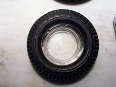 Kelly Tire Ashtray Vintage advertising piece by rustyitems on Etsy, $17.00
