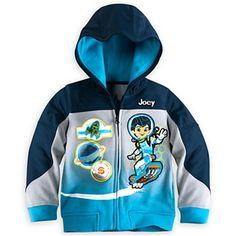 Miles from Tomorrowland Hooded Jacket for Boys Disney - Size 4 NWT #Disney #HoodedJacket #Everyday