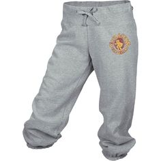 Cleveland Cavaliers Ladies Cropped Sweatpants with Retro Logo $45.00 SALE $19.99