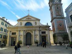 Varese Basilica di San Vittore