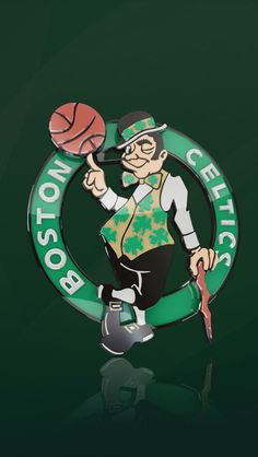 Boston Celtics iPhone Wallpaper - WallpaperSafari