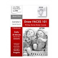 Draw FACES 101: Master Portraits in Days instead of Decades! (Home Study Course) | NorthLightShop.com