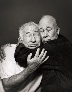 Mel Brooks & Carl Reiner...love these guys. Hilarious humans.