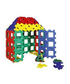 This Giant Polydron by Popular Playthings is perfect! #zulilyfinds