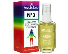Olio Arcobaleno N. 3 Giallo Gioia