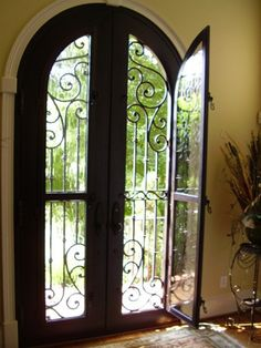 1000 Images About Entrance Doors On Pinterest Wrought