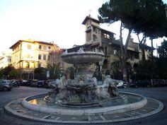 Fontana delle Rane (Roma) - Risposta 990: Gino Coppedè