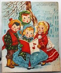 """Résultat de recherche d'images pour """"vintage christmas card images"""""""