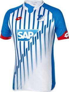 Camiseta del Hoffenheim Primera 2015-2016 baratas Casacas De Futbol 5182c0bc8d56a