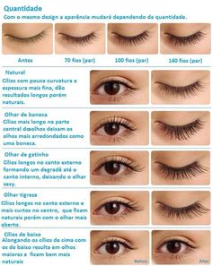 Alongamento de cílios fio a fio  Eyelash extensions