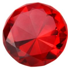 July Born - Ruby (Stone of Contentment): Symbolizes success, devotion, and integrity. Ancient lore is that ruby is capable of reconciling lover's quarrels.