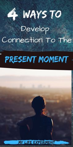Developing Connection to the Present Moment. Self Development, Personal Development, Travel Hacks, Travel Packing, Usa Travel, Solo Travel, Budget Travel, Travel Ideas, Travel Guide