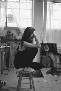 Makers: Artist Charmaine Olivia  / Painter / Art Studio