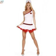 Sykesøster Polly Kostyme Mardi Gras Costumes, Holiday Costumes, Halloween Costumes, Halloween Ideas, Fantasy Costumes, Cosplay Costumes, Bedroom Costumes, Nurse Costume, Steampunk Costume