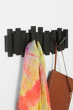 Stick-Stack Wall Hook - Urban Outfitters
