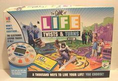 The Game of Life Twists & Turns by Milton Bradley #MiltonBradley