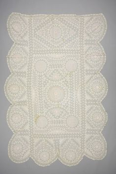 Bed Cover Eastern Europe 1900 - 1950