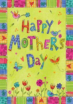 Custom Decor Mother's Day Flowers