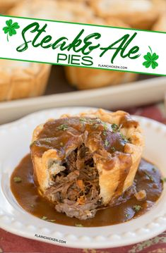 Mary Berry's steak and ale pie (With images) | Steak and ...