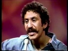 OPERATOR PERFORMED BY JIM CROCE ON THE DICK CAVETT SHOW
