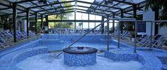 piscina coperta - parco termale Castiglione #ischia #terme