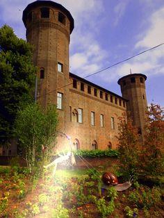 """Il """"giardiniere"""" di Torino e le sue splendide statue!"""