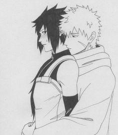 Izuna and Tobirama
