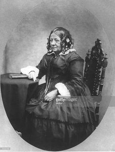 Victoria Maria Louisa, Duchess of Kent (1786 - 1861), the mother of Queen Victoria. She was born Princess Victoria Maria Louisa of Saxe-Coburg.