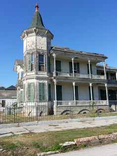 1800s Galveston Tx