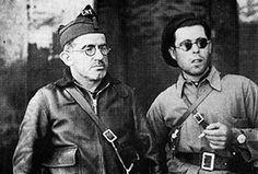 Buenaventura Durruti in the Spanish Civil War (1936)
