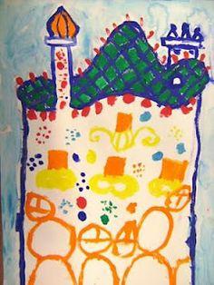 Plastiquem: modernisme  Gaudí Kandinsky, Modernisme, Antoni Gaudi, Principles Of Design, Elements Of Art, Art School, Barcelona Spain, Art Ideas, Kid Art