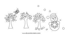 évszakok-rajzok