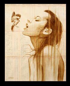 Distinction Gallery | Original Art Available by Gabe Leonard, Kelly Vivanco…