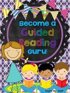 Become a Guided Reading Guru! This file is filled with everything that you need to become the guided reading guru at your school! Guided Reading Binder, Guided Reading Organization, Guided Reading Activities, Guided Reading Groups, Reading Resources, Reading Strategies, Reading Skills, Teaching Reading, Reading Comprehension