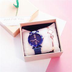 b781ef5ec Fashion Quartz Wristwatch Magnet Scrub Star Roman Number Dial Stainless  Steel Strap Watch for Women online - NewChic