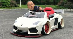 KidStance Is The Liberty Walk Of Children's Ride-On Car Tuning