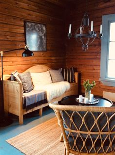 Laundry Table, Sauna Design, Cozy Cabin, Autumn Home, Log Homes, Old Houses, Interior Styling, Sweet Home, Cottage