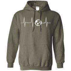 Heartbeat Pullover Hoodie
