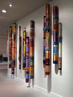 The Artwork of Myra Burg - Oboes - Commerical Installations