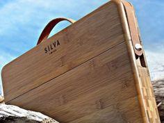 Silva Bamboo Macbook Case
