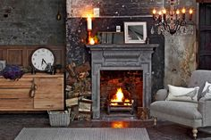 John Lewis Autumn/Winter 2013 Interior Trends  **love the chair