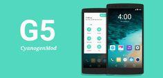 LG G5 For CM13 CM12.x v1.8.2