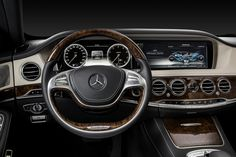 The new Mercedes-Benz S-Class