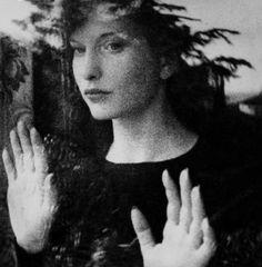 Filmmaker, Maya Deren.