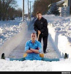 Der Winter kann kommen! | Lustige Bilder, Sprüche, Witze, echt lustig