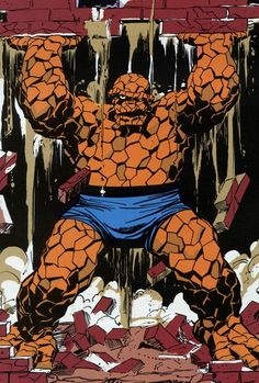 The Thing by Brent Anderson