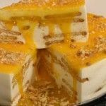 Portuguese Desserts, Portuguese Recipes, Sweet Recipes, Cake Recipes, Dessert Recipes, Cheesecakes, A Food, Food And Drink, Mousse