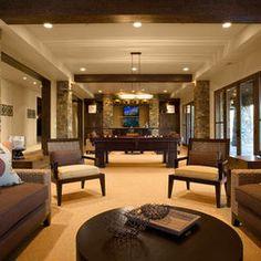 Talon's Crest - contemporary - living room - salt lake city - Phillips Development