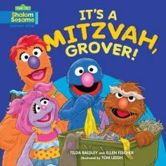Grover and Avigail join their friends Brosh and Mahboub to clean up a playground in Israel as a mitzvah, and although grouchy Moishe refuses to participate, he finds his own way to make the world a better place.